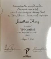 Jonathan Thong Jia Ren full